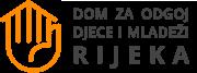 Dom za odgoj djece i mladeži Rijeka Logo